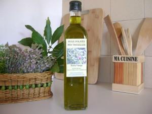 Huile d'olives des Taulelles